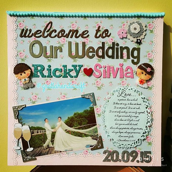 Wedding Gallery by Gratia Handicraft - 017