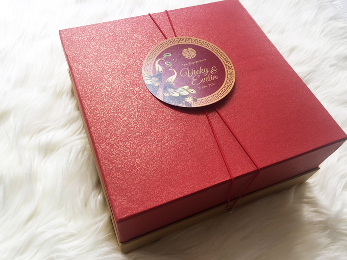 Vicky & Evelin Engagement by SH Printing and Hampers - 008