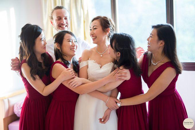 Sheen Mao & Aik Hui wedding day in Capella Singapore by Daniel Beh Photography - 001