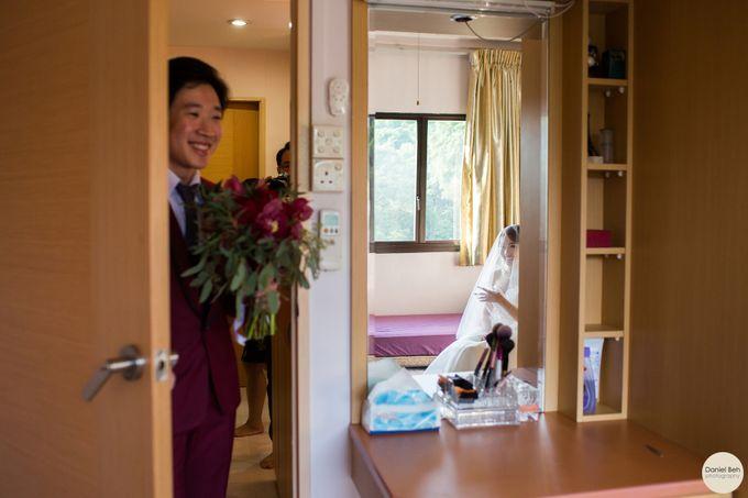 Sheen Mao & Aik Hui wedding day in Capella Singapore by Daniel Beh Photography - 004