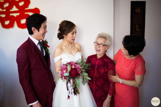 Sheen Mao & Aik Hui wedding day in Capella Singapore by Daniel Beh Photography - 005