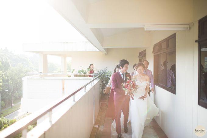 Sheen Mao & Aik Hui wedding day in Capella Singapore by Daniel Beh Photography - 006