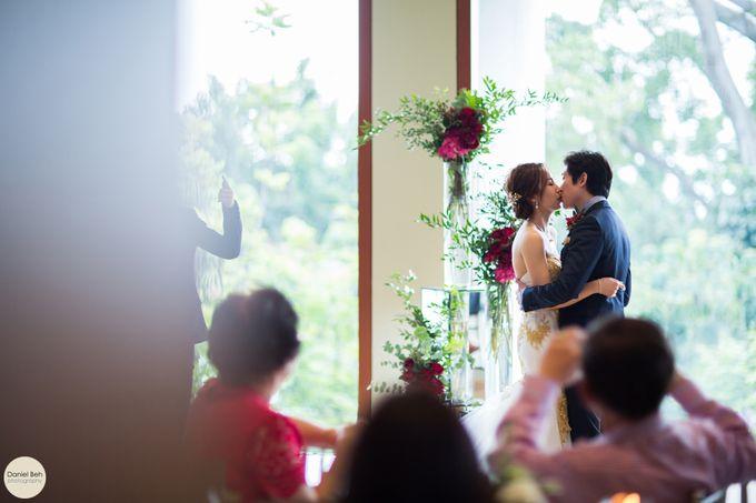 Sheen Mao & Aik Hui wedding day in Capella Singapore by Daniel Beh Photography - 011