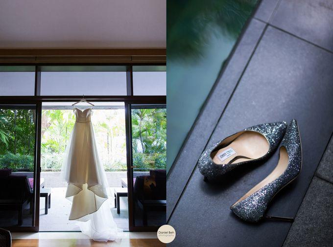 Sheen Mao & Aik Hui wedding day in Capella Singapore by Daniel Beh Photography - 014