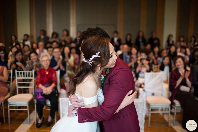 Sheen Mao & Aik Hui wedding day in Capella Singapore by Daniel Beh Photography - 015