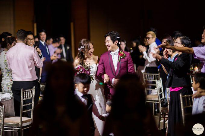 Sheen Mao & Aik Hui wedding day in Capella Singapore by Daniel Beh Photography - 019