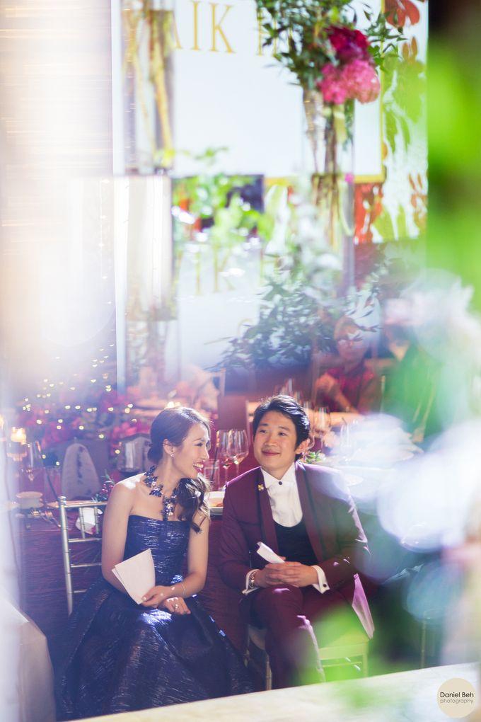 Sheen Mao & Aik Hui wedding day in Capella Singapore by Daniel Beh Photography - 022