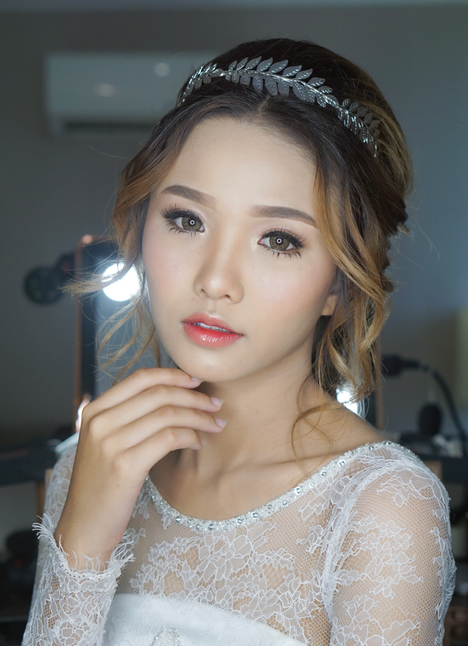 Wedding Makeup by Shally Makeup - 001