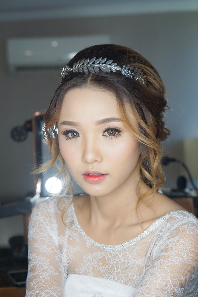 Wedding Makeup by Shally Makeup - 003