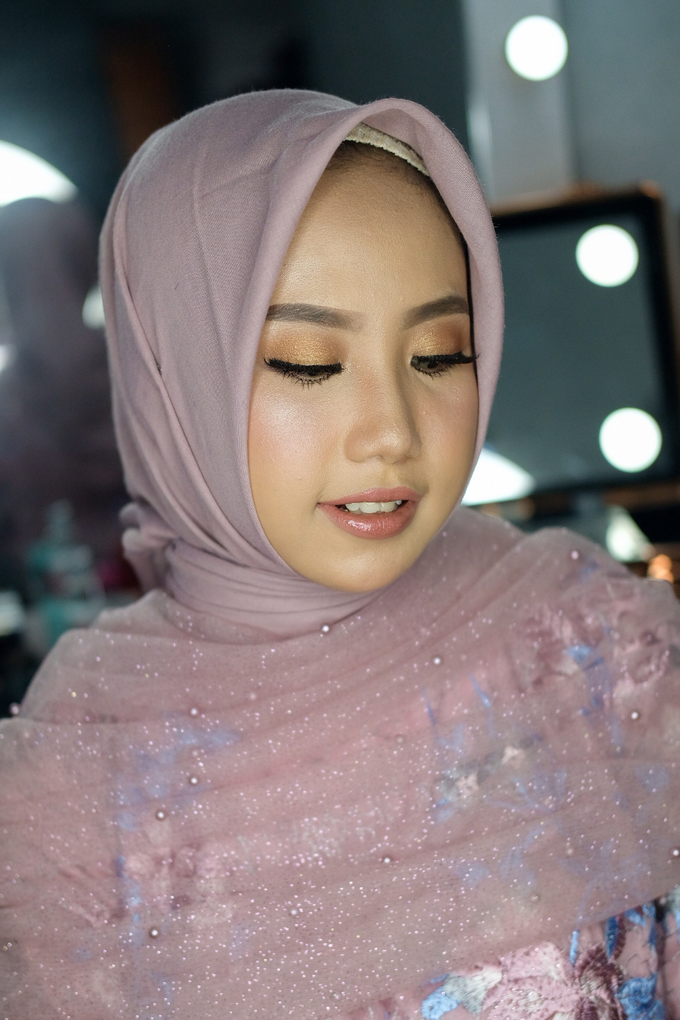 Party Makeup by Shally Makeup - 008