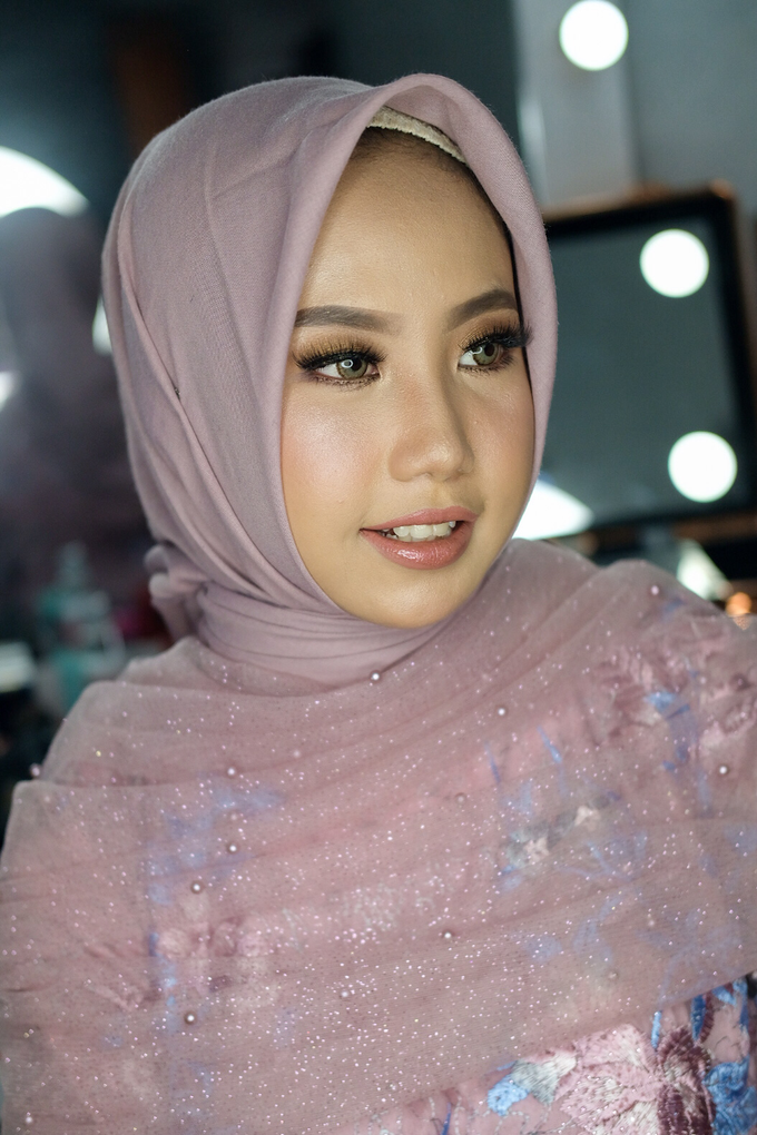 Party Makeup by Shally Makeup - 009