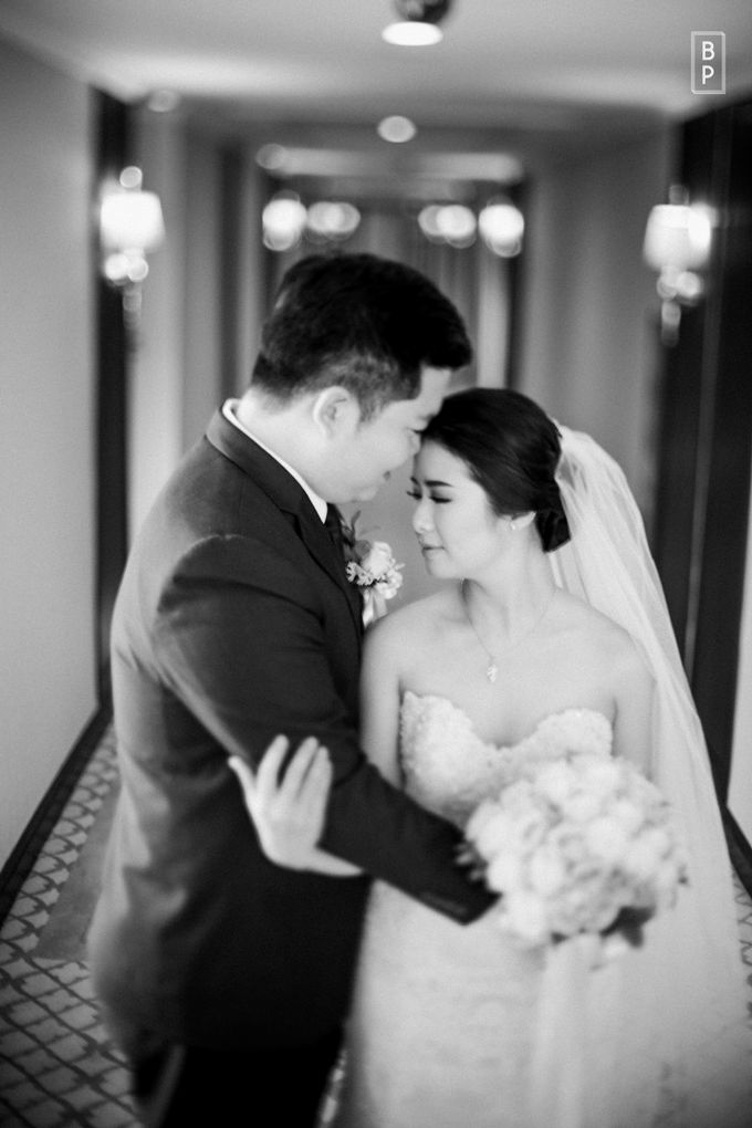 Steven & Cressa Wedding by Bernardo Pictura - 022