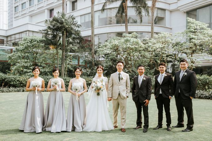 The Wedding of Delly & Edo by ThePhotoCap.Inc - 027