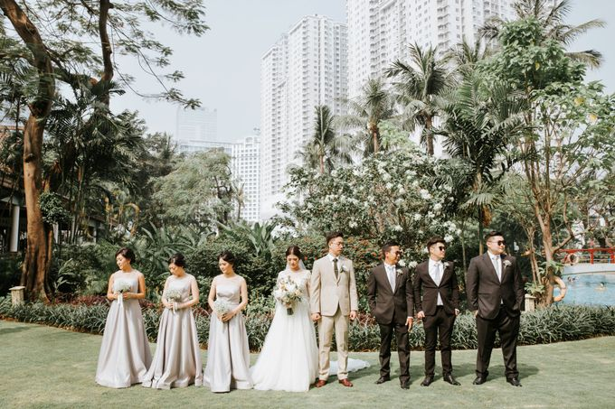 The Wedding of Delly & Edo by ThePhotoCap.Inc - 028