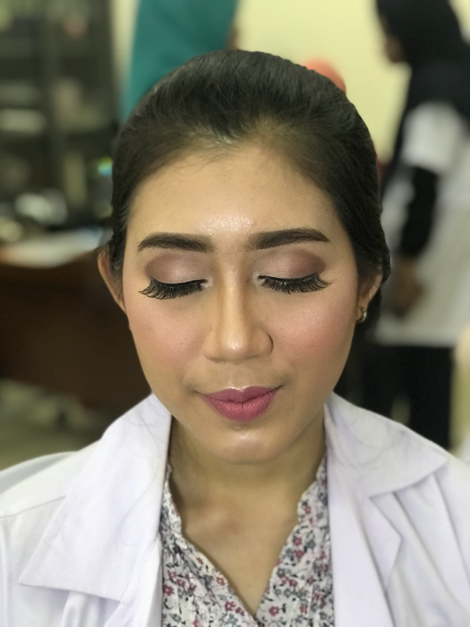 Bridesmaids  by shans makeup - 005