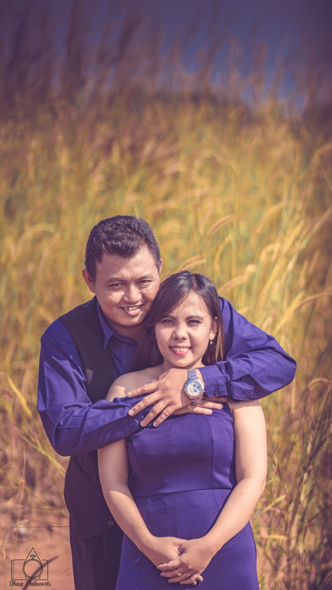 Prewedding of Shara and Bowo by Dhaup Photoworks - 006