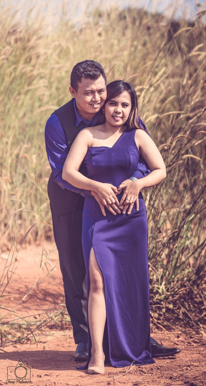 Prewedding of Shara and Bowo by Dhaup Photoworks - 007
