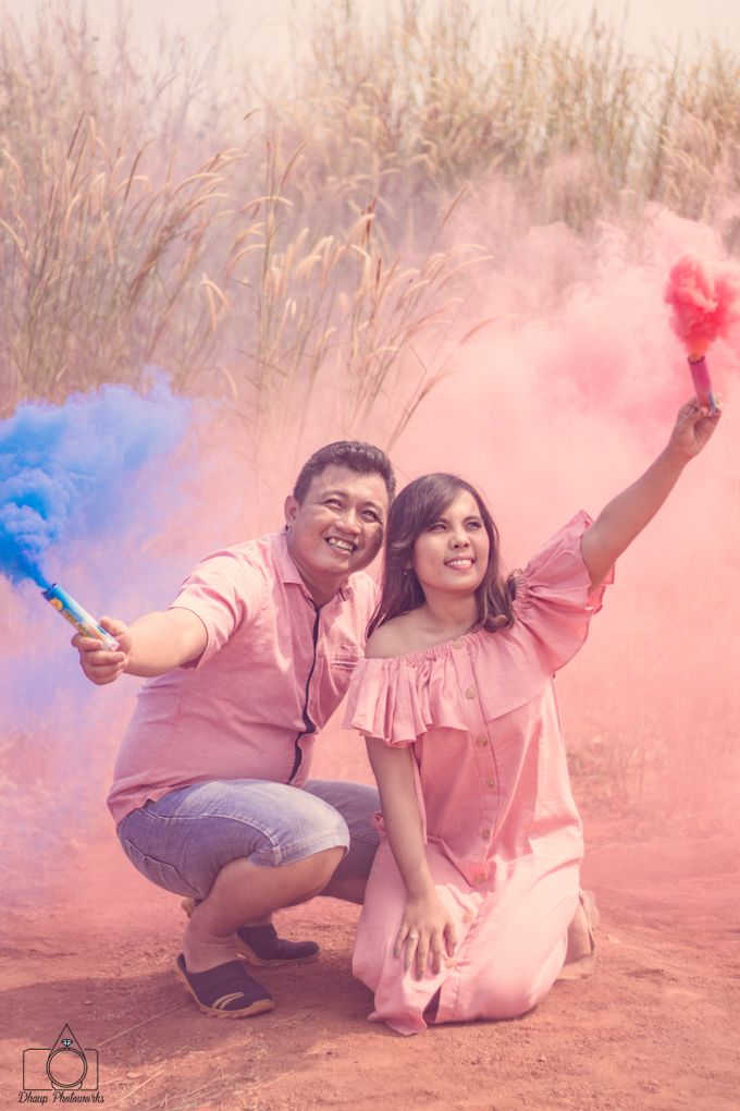 Prewedding of Shara and Bowo by Dhaup Photoworks - 021