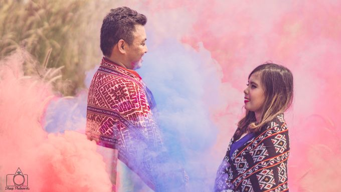 Prewedding of Shara and Bowo by Dhaup Photoworks - 001