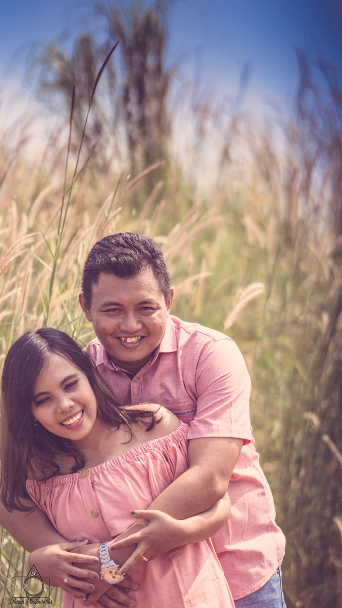 Prewedding of Shara and Bowo by Dhaup Photoworks - 015