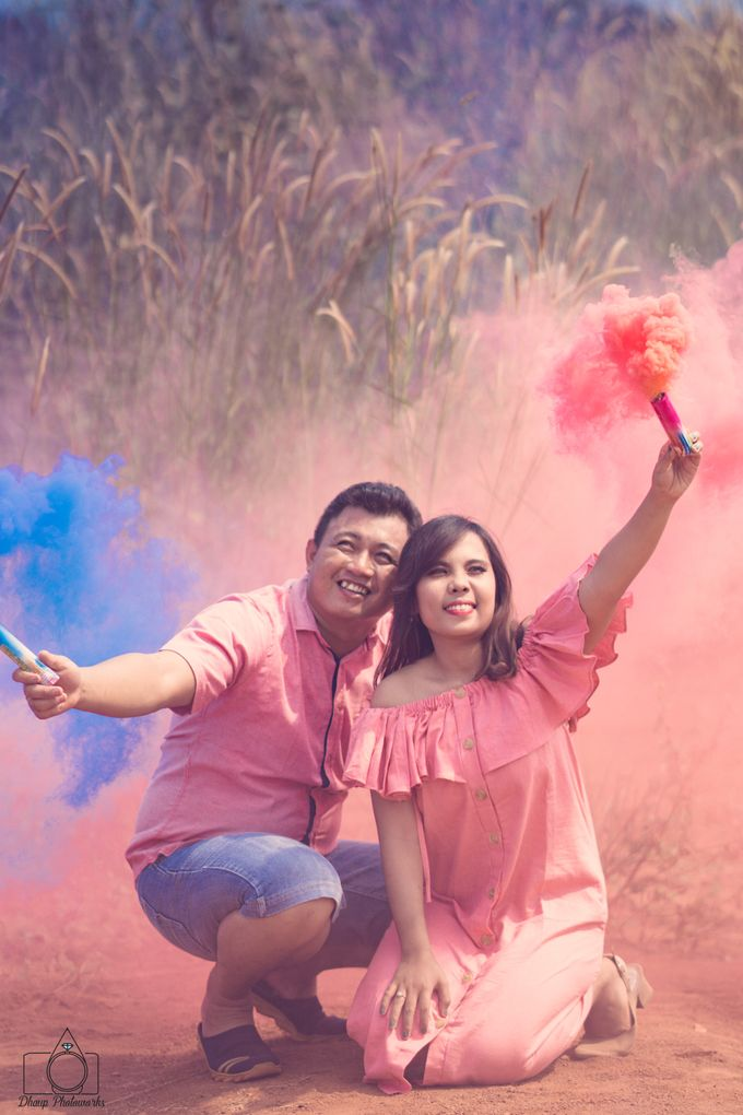 Prewedding of Shara and Bowo by Dhaup Photoworks - 016