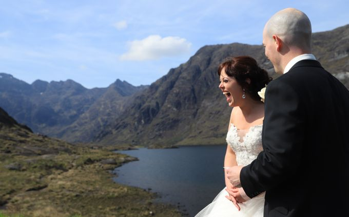 Dramatic elopement to Scotland by a couple who did things their way by Euphoria Photography - 028