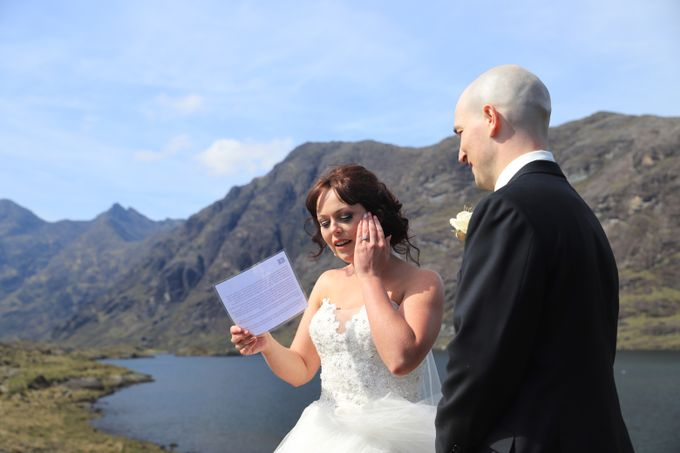 Dramatic elopement to Scotland by a couple who did things their way by Euphoria Photography - 027