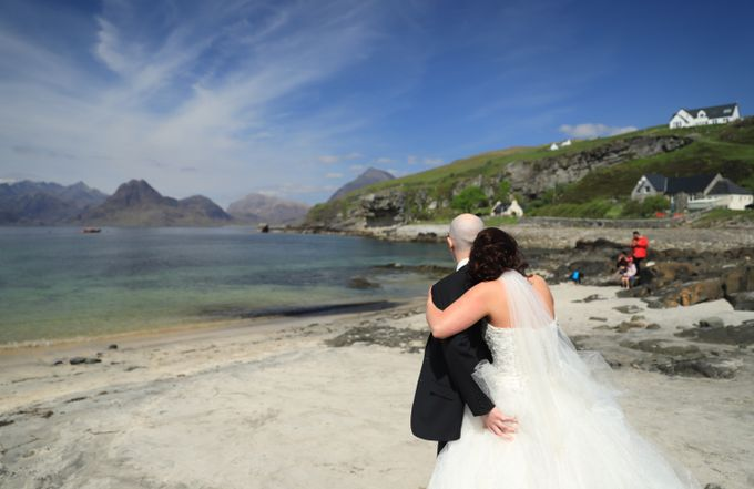 Dramatic elopement to Scotland by a couple who did things their way by Euphoria Photography - 005