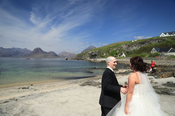 Dramatic elopement to Scotland by a couple who did things their way by Euphoria Photography - 006
