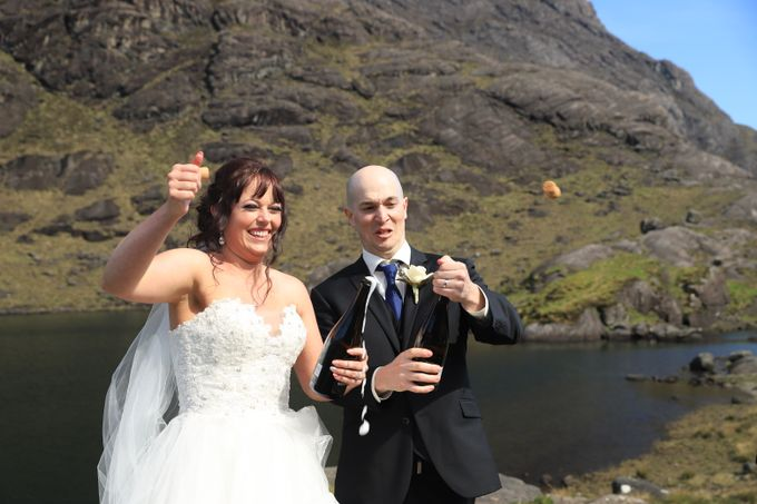 Dramatic elopement to Scotland by a couple who did things their way by Euphoria Photography - 031