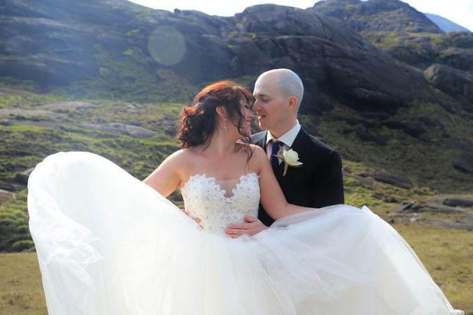 Dramatic elopement to Scotland by a couple who did things their way by Euphoria Photography - 041