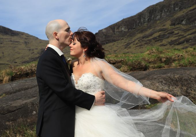 Dramatic elopement to Scotland by a couple who did things their way by Euphoria Photography - 036