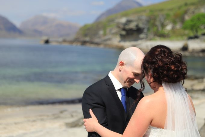 Dramatic elopement to Scotland by a couple who did things their way by Euphoria Photography - 009