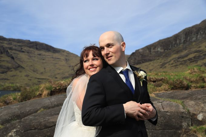 Dramatic elopement to Scotland by a couple who did things their way by Euphoria Photography - 038