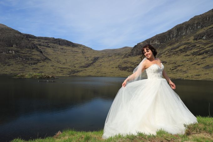 Dramatic elopement to Scotland by a couple who did things their way by Euphoria Photography - 039