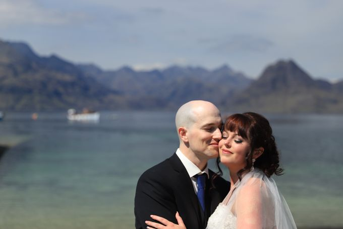 Dramatic elopement to Scotland by a couple who did things their way by Euphoria Photography - 012