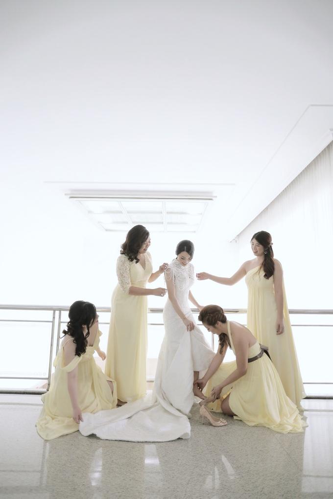 WEIDA & HANY @shangrila by She La Vie Organizer & Decoration - 001