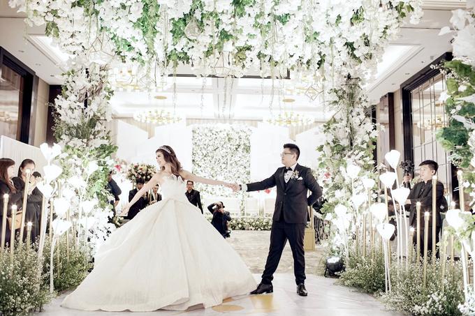 ANDRYAN & JESSIECA by She La Vie Organizer & Decoration - 018