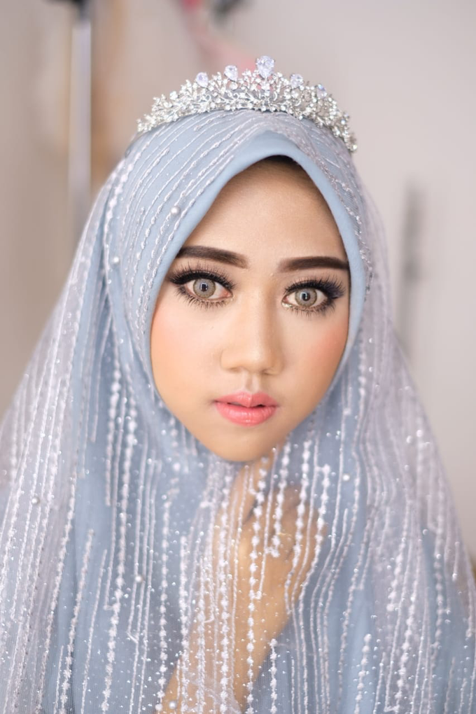 Hijab Make Up by Sherly Lin Makeup Artist - 002