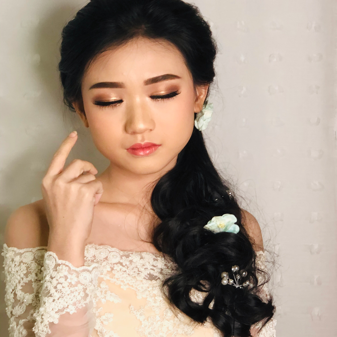 Party Make up by Sherly Lin Makeup Artist - 002