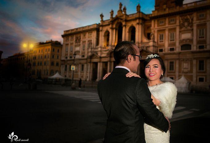 ROME  ITALY Sherly Prewedding by Therudisuardi - 002
