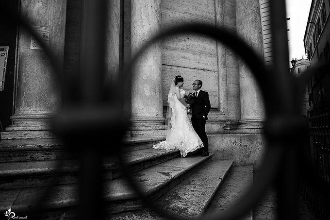 ROME  ITALY Sherly Prewedding by Therudisuardi - 004