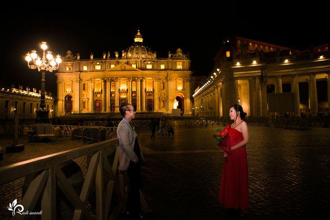 ROME  ITALY Sherly Prewedding by Therudisuardi - 010