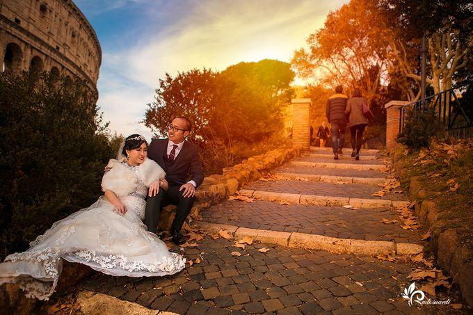 ROME  ITALY Sherly Prewedding by Therudisuardi - 014