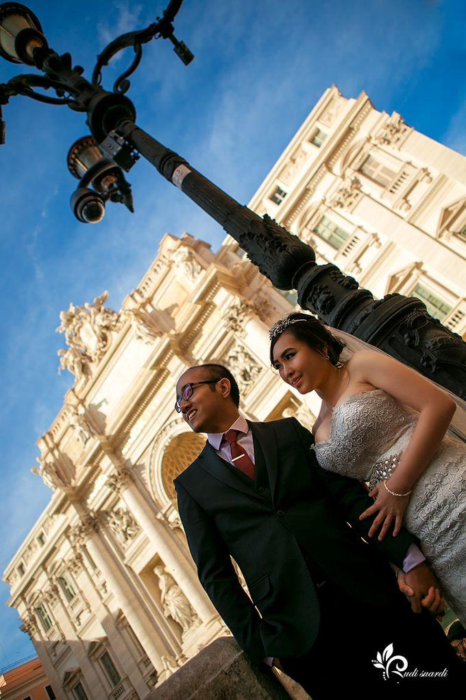 ROME  ITALY Sherly Prewedding by Therudisuardi - 016