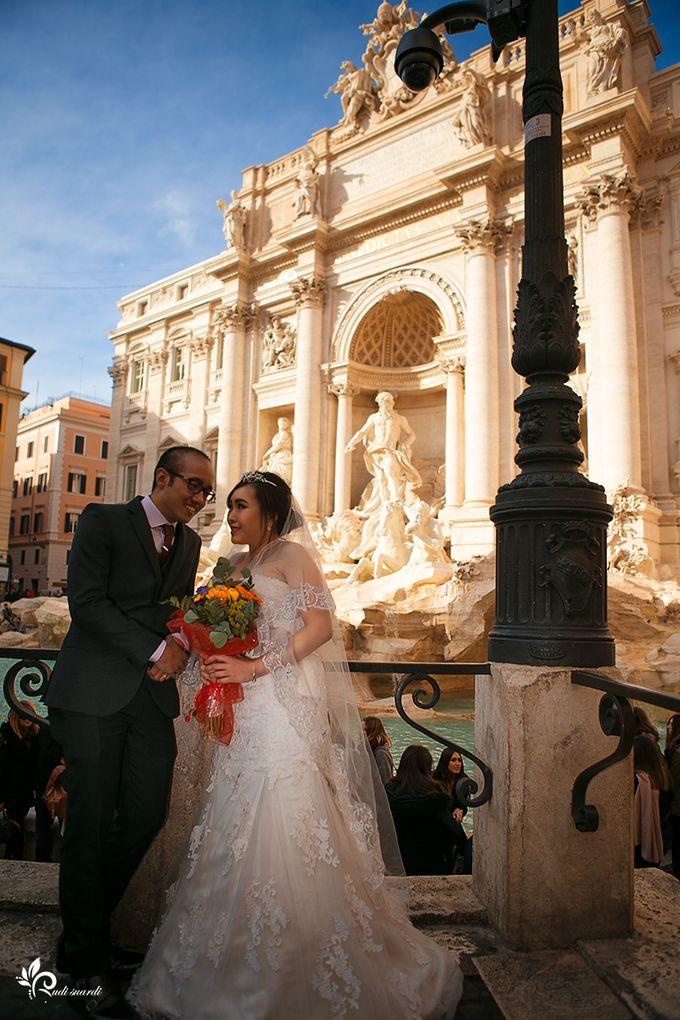 ROME  ITALY Sherly Prewedding by Therudisuardi - 017