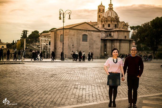 ROME  ITALY Sherly Prewedding by Therudisuardi - 018