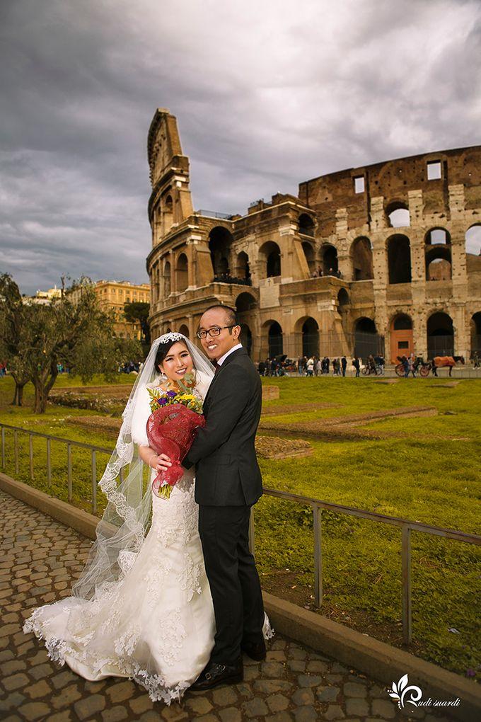 ROME  ITALY Sherly Prewedding by Therudisuardi - 022
