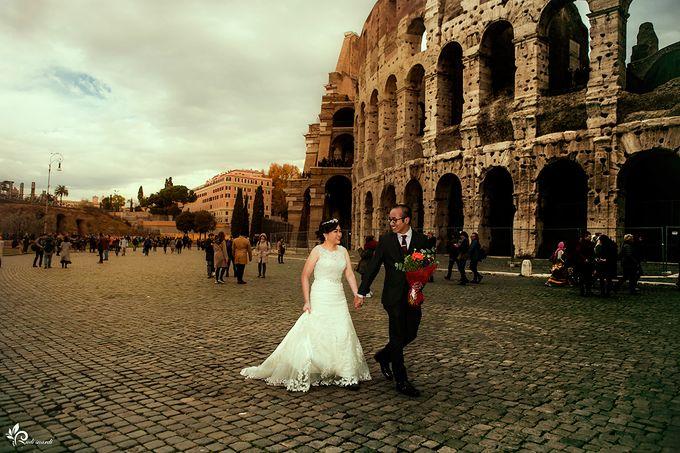 ROME  ITALY Sherly Prewedding by Therudisuardi - 023