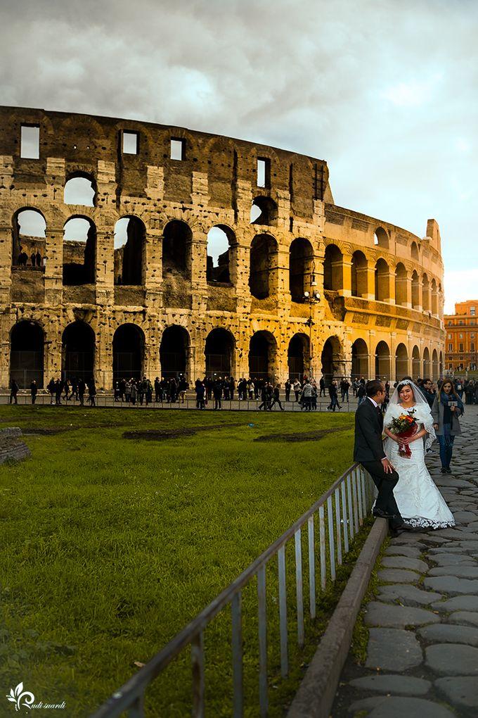 ROME  ITALY Sherly Prewedding by Therudisuardi - 024